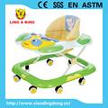 HOT SALE BABY WALKER WITH EUROPEAN STANDARD BASE AND LOVELY MUSICAL TOY HEAD