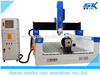 Factory direct sales 1325 4 axis eps cnc foam cutting machine engraving for wood model