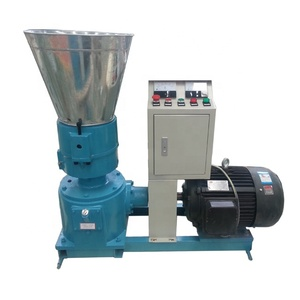 Widely used ce approved sawdust pellet machine / biomass granulator / wood pellet mill