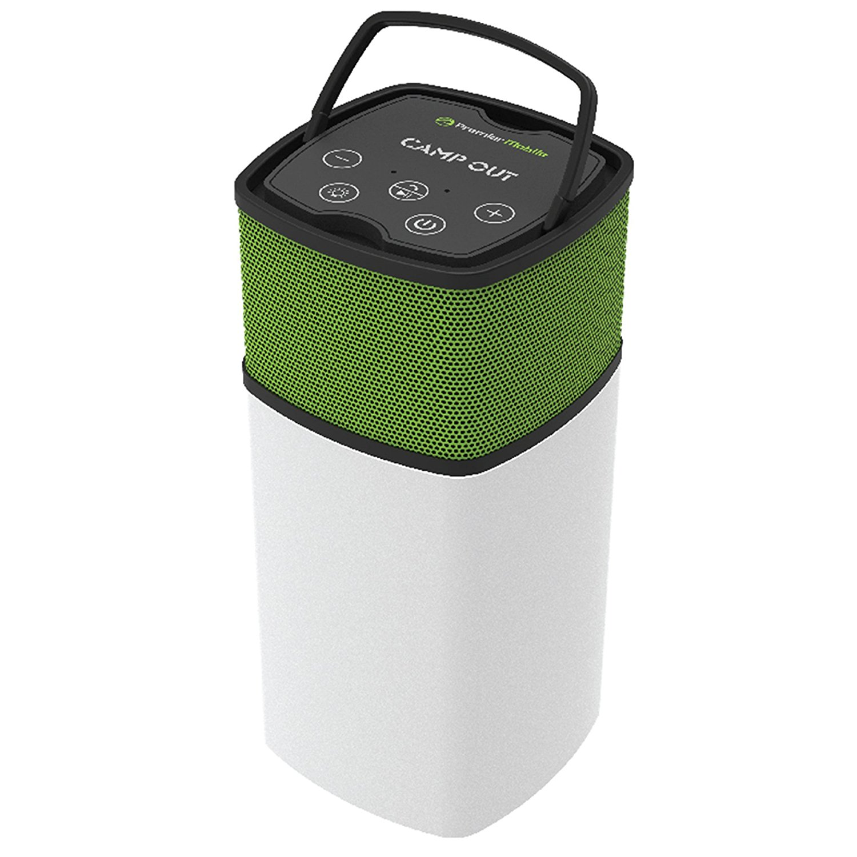 Blue Scosche BTBTLMBL Mini Rugged Weatherproof Wireless Bluetooth Portable Speaker