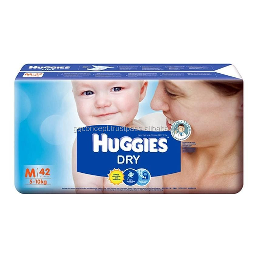 Huggies Dry Large (M 42)/Diaper Pants/ Diaper Dry