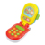 Electronic cartoon musical kids toy mobile phone for infant
