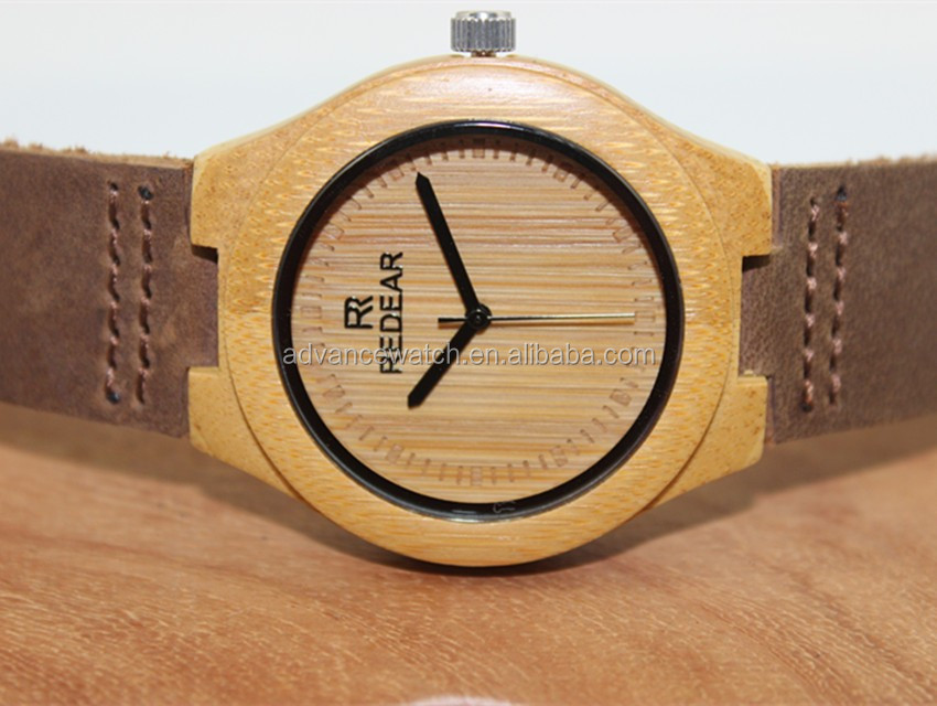 fast <strong>delivery</strong> bamboo watch for 2016 new year chinese manufacture wood watch