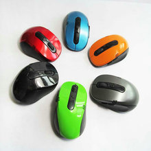 Wholesale Mini 2.4G Bluetooth Wireless Mouse For Laptop PC