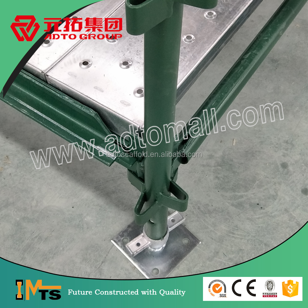 gantry metal tech kwik stage scaffolding transom