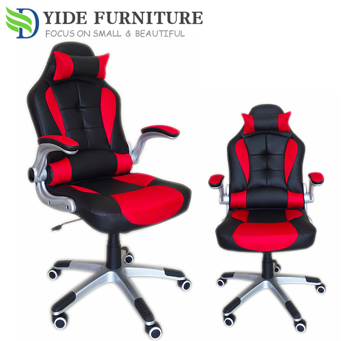 Wholesale Pu leather ergonomic sports office chair racing seats