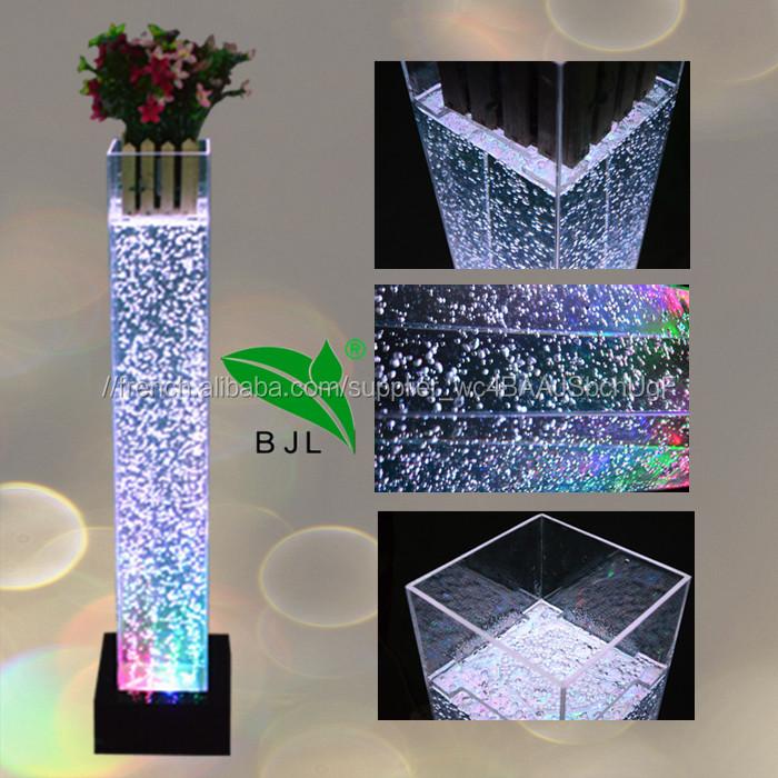 changement de couleur led nouveaut bulle poissons d 39 eau bulle lumi re tube colonne lampe autres. Black Bedroom Furniture Sets. Home Design Ideas
