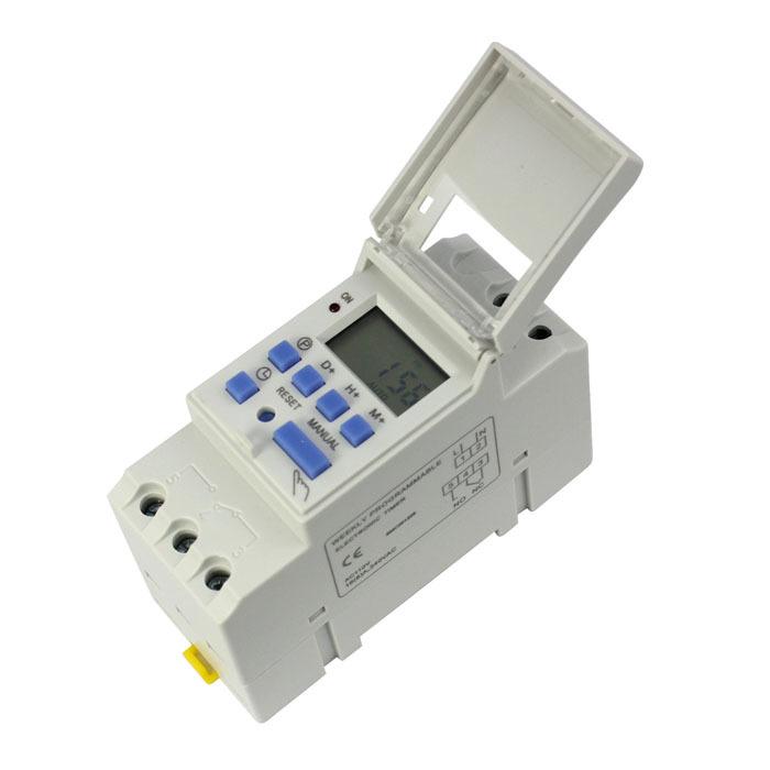 Nouveau 15a 110 V 220 V Num 233 Rique Lcd Programmable