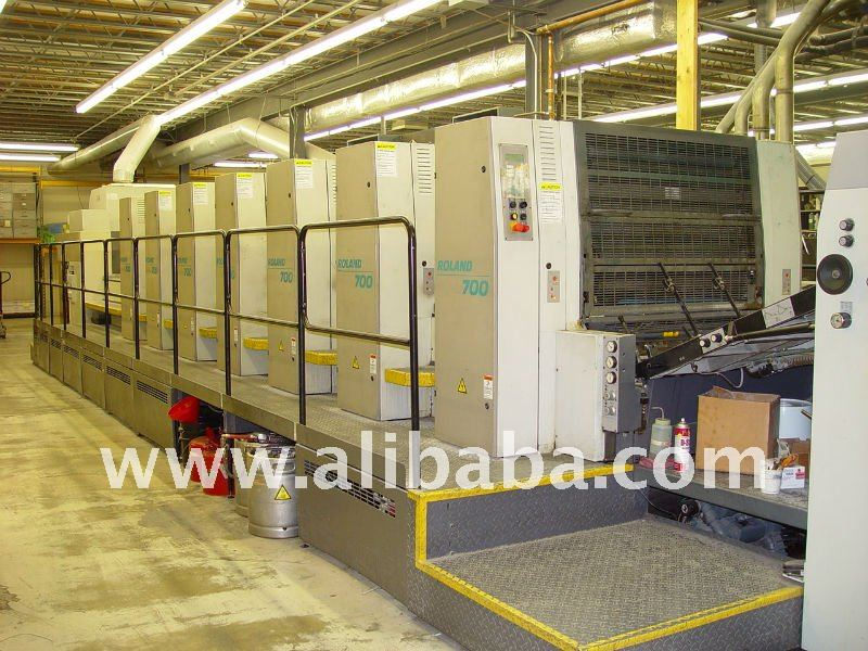 Offset Sheetfed Printing Press