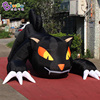 Festive party supplies Halloween decoration animal inflatable black cat balloon