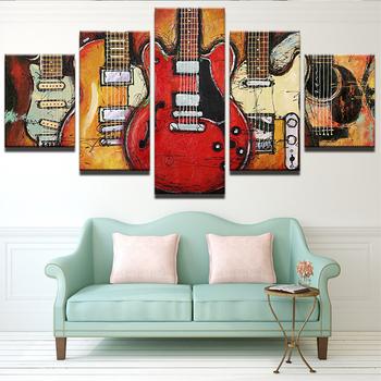 Modern Paintings For Living Room Interesting Design