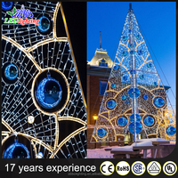 Outdoor Lighted Trees/outdoor artificial Christmas tree you can import online