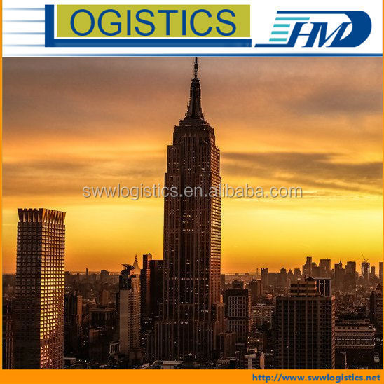 DDU/DDP service Guangdong freight forwarder and Lcl sea shipping service to USA--Dayton, OH