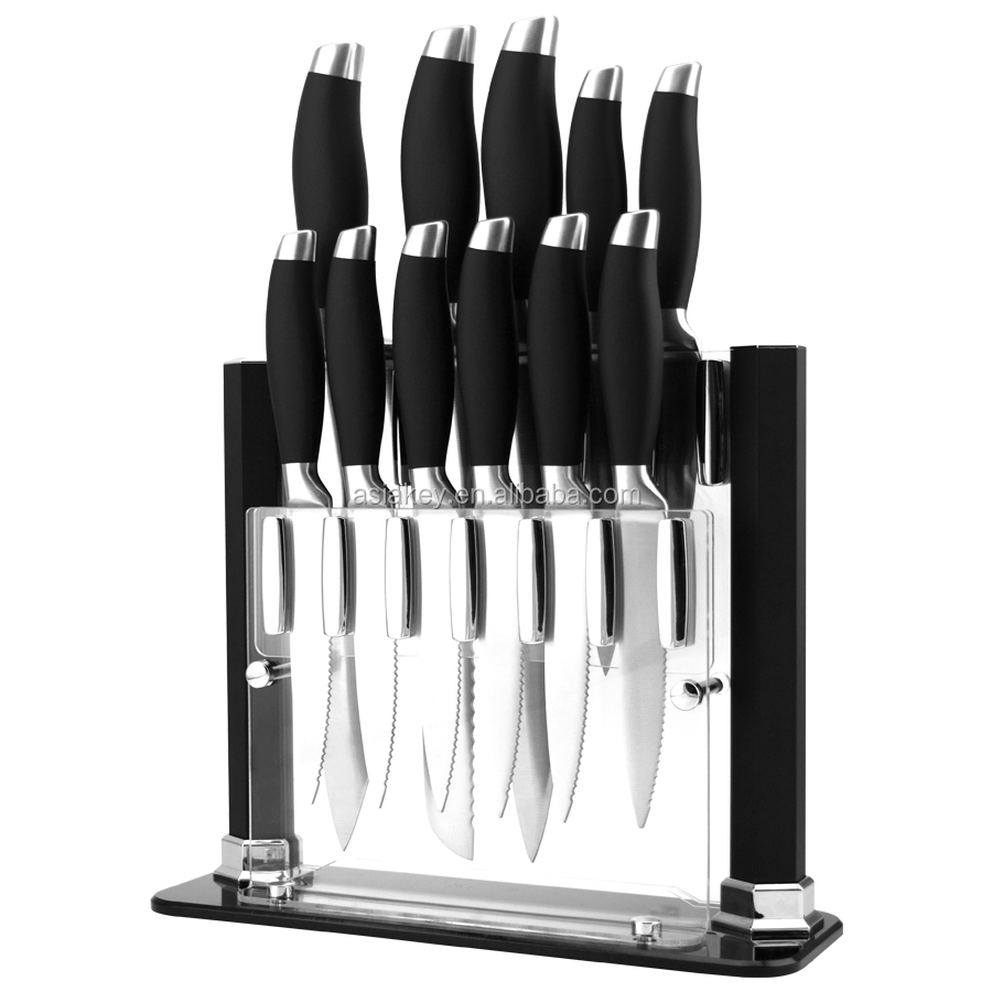 12pcs Kitchen Cutlery Knife Set In Red Sharp Wedding Gift New Kitchen Knife Buy 12pcs Kitchen Knife Set 12pcs Stainless Steel Kitchen Cutlery 12pcs