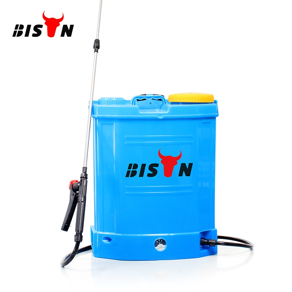 BSE-20A 20 litres Bison agriculture backpack pesticide power battery electric sprayer pumps machine agricultural spray pump