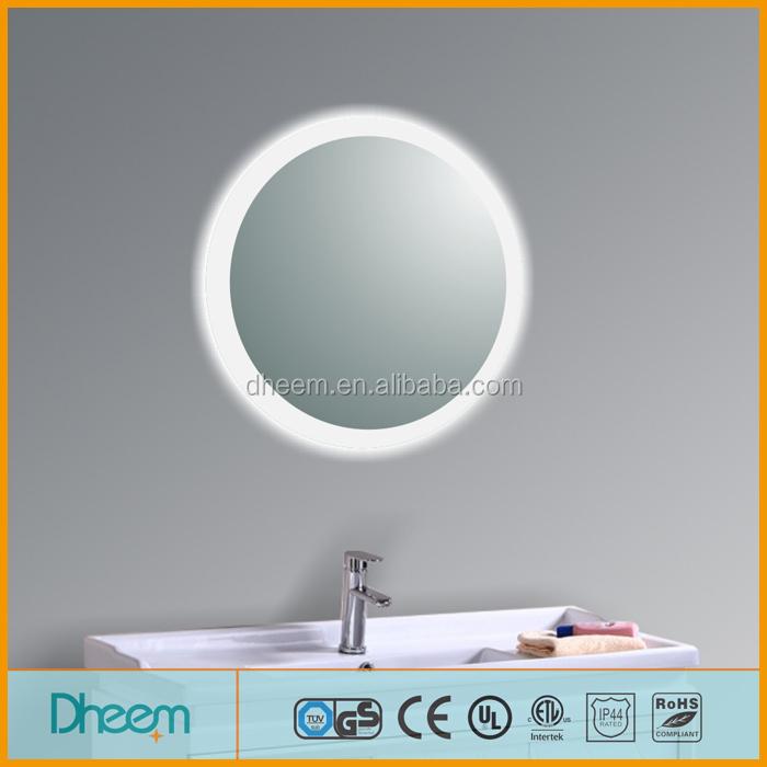 Borde biselado redondo ba o led ip44 espejo espejos - Espejo redondo bano ...
