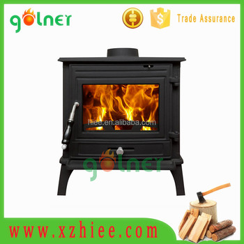 Good Quality Free Standing Cast Iron Fireplace,Wood Stove Poland ...