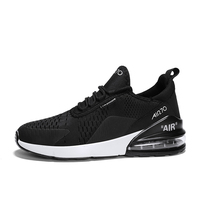 2019 New fahion brand sports running shoes for men sneaker simple young style