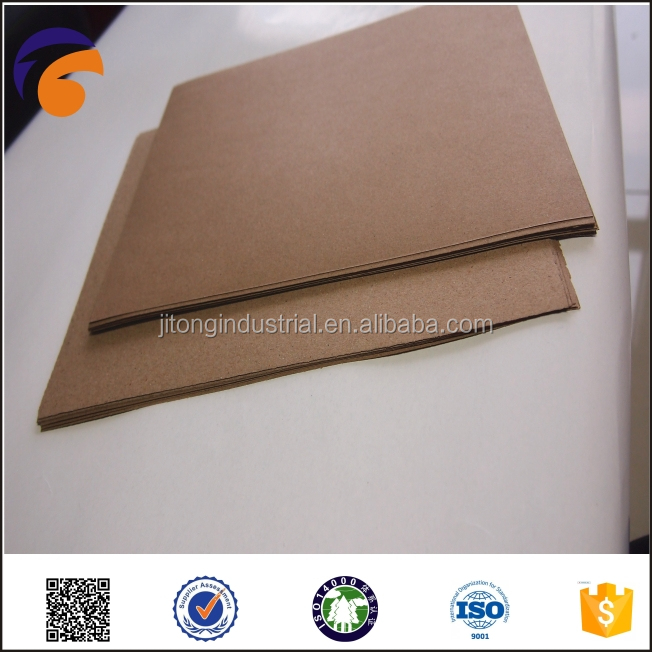 New product the raw materials 2015 paper stocklot christmas kraft liner paper