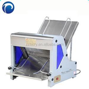 automatic bread slicing cutting machine/industrial bread slicer