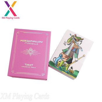 Custom Holographic Tarot Cards Printing With Book