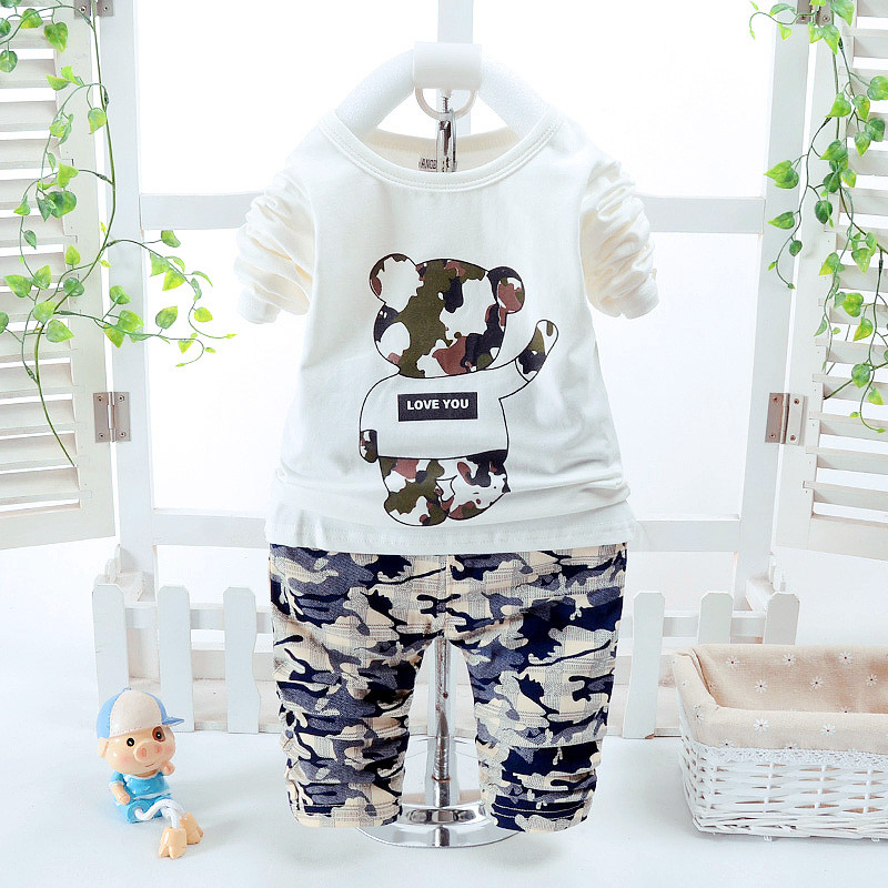 Muffurri spring hot seller cute baby autumn fall wear cotton children clothing