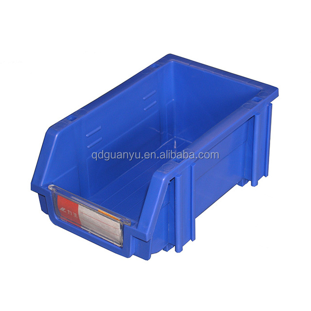 Superior High Quality Semi Open Fronted Stackable Storage Bins