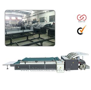 GIGA LXTMB-F Series Semi-automatic carton box stapler stitching machine