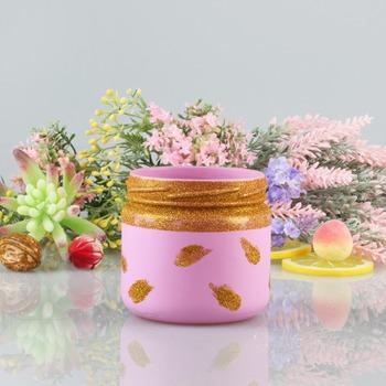Mini Colored Cheap Shot Glass Flower Vase For Decoration Wholesale