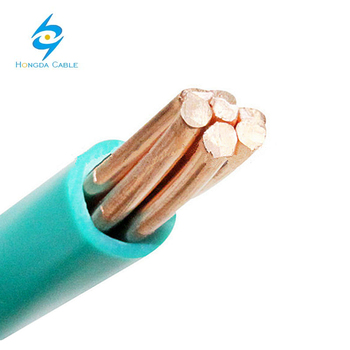 Pvc Coated Thw Copper Cable 12 Awg 2 4 6 8 10 Wire