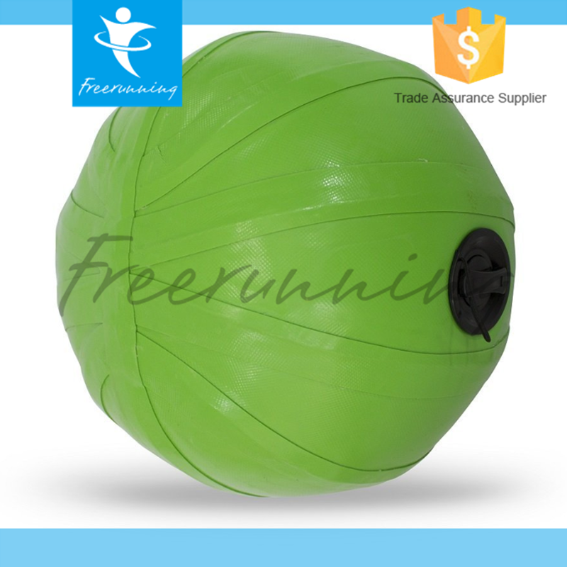 Crossfit Gym Equipmeny Resistance Training PVC Inflate Aqua Ball