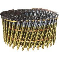 15 Degree Wire coil nails high quality 2.5x55 screw bright shank