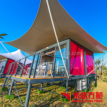 Modified Shipping Container C&ing Tent House with Australia/CE standard  sc 1 st  Alibaba & Modified Shipping Container Camping Tent House With Australia/ce ...