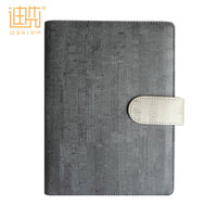 Alibaba China custom diary notebook cover case new product pu leather a5 diary book for lady