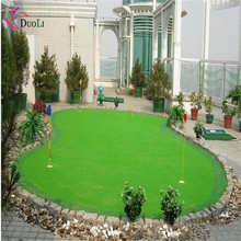 Commercio all'ingrosso Mini Golf Putting Green <span class=keywords><strong>Erba</strong></span> <span class=keywords><strong>Artificiale</strong></span> indoor outdoor golf colpire PP/PE <span class=keywords><strong>artificiale</strong></span> <span class=keywords><strong>Tappeto</strong></span> <span class=keywords><strong>di</strong></span> <span class=keywords><strong>erba</strong></span>