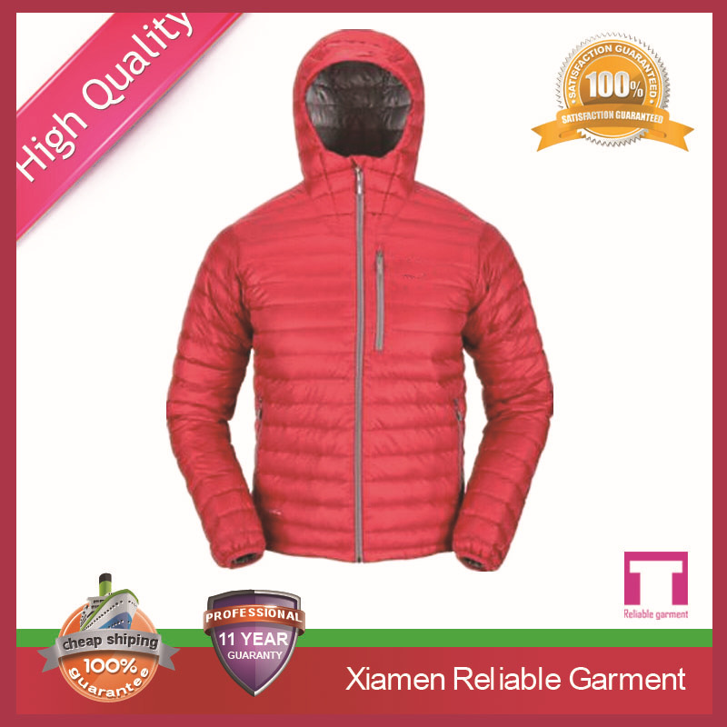 High Quality Winter Goose Down Jacket Mens Garment Factory In ...