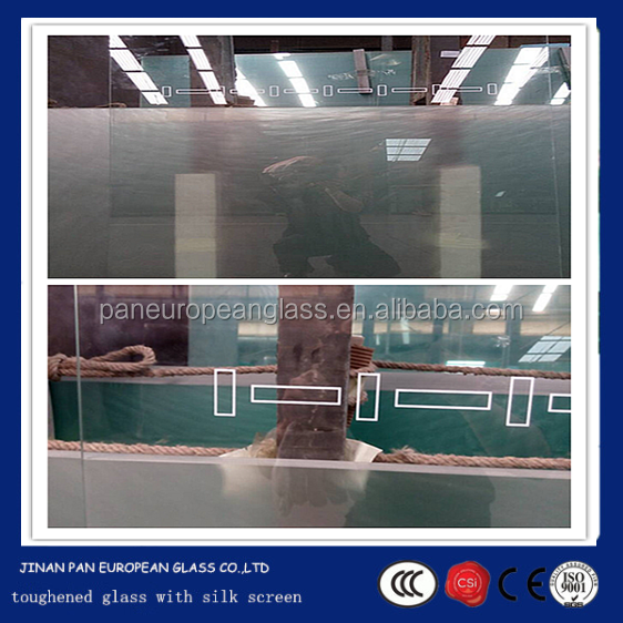 30 years experience/Alibaba trade assurance building tempered glass