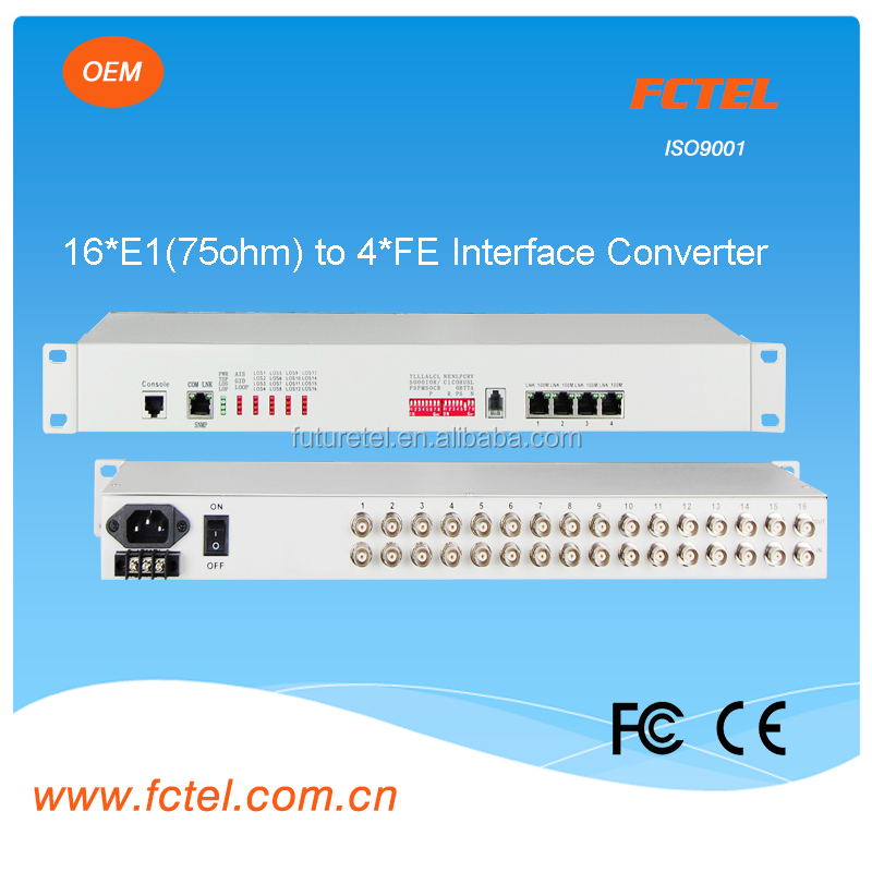 the best price 75 bnc to 4 port rj45 converter,ethernet over coax multiplexer