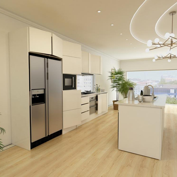 Kitchen Joinery White Color Australia Affordable Modern ...