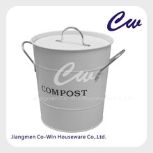 Metal Kitchen Compost Bin, Metal Kitchen Compost Bin Suppliers And  Manufacturers At Alibaba.com