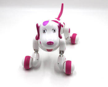 2 4g Radio Control Robot Smart Dog Remote Control Toy Intelligent