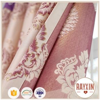 Fancy Design Zun Yue 6601 Black White Shower Curtain