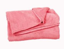 China bed sheet products coral fleece blanket