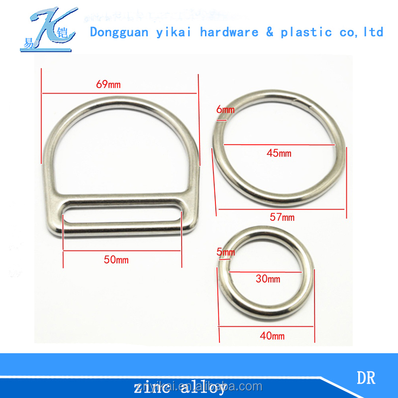 metal o ring,ring buckle,metal ring belt buckle on wholesale