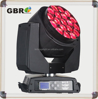 GBR Professional Manufacturer Big Bee Eye 15W Led Moving Head Best Price