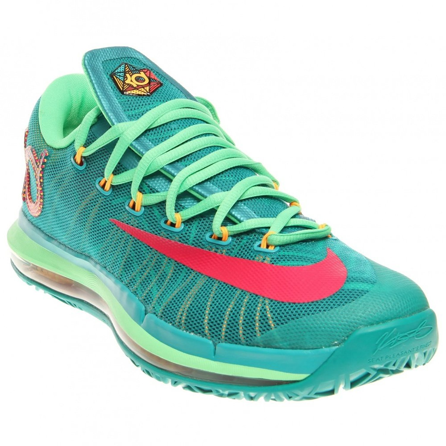 55ae1282eeec Get Quotations · Nike Kd VI Elite Mens Basketball Trainers 642838 Sneakers  Shoes Kevin Durant (uk 8.5 us