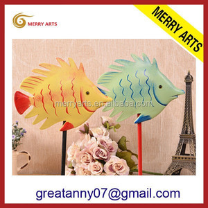 wedding decorations dongyang hand carved wood carving fish garden fish statues