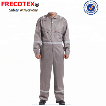 high tenacity fire proof coverall arc flash fire protective safety clothing apparel