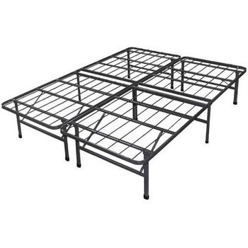 f477433235f Sleep Master Platform Metal Bed Frame mattress Foundation Queen ...