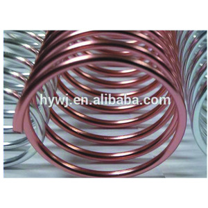Metal Spiral Binding Wire fastener for stationery